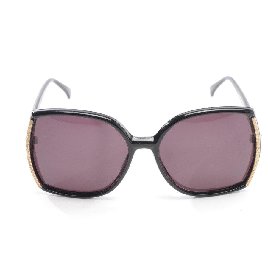 Sonnenbrille von Linda Farrow in Schwarz - 5332-41