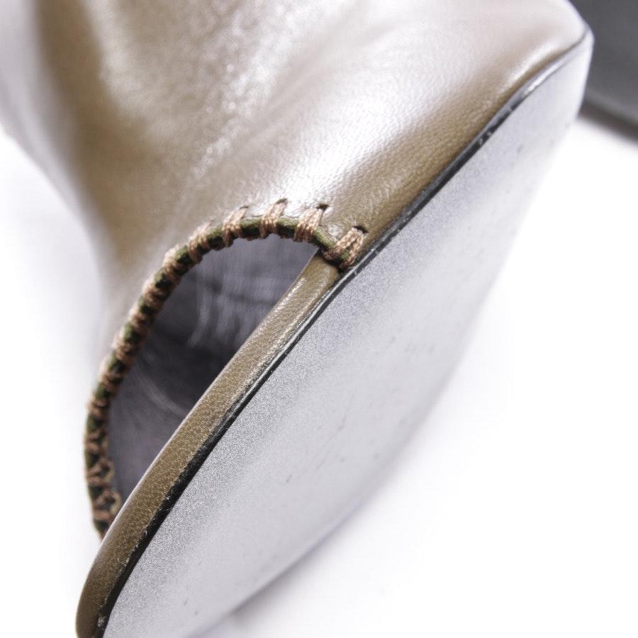 Sandaletten von Dorothee Schumacher in Taupe Gr. D 39,5 - Neu