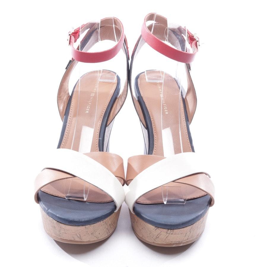 Sandaletten von Tommy Hilfiger in Multicolor Gr. D 37 - Neu