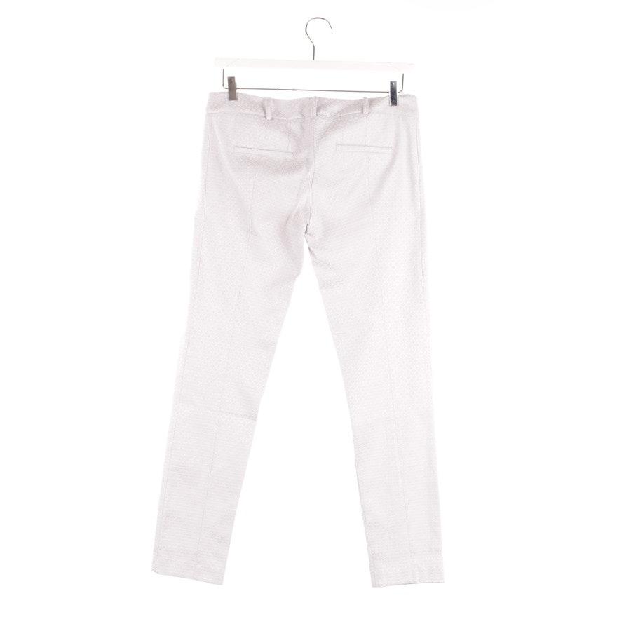 trousers from Patrizia Pepe in light grey size DE 40 IT 46