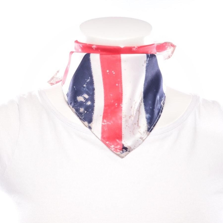 scarf from Frieda & Freddies in multicolor - flag scarf