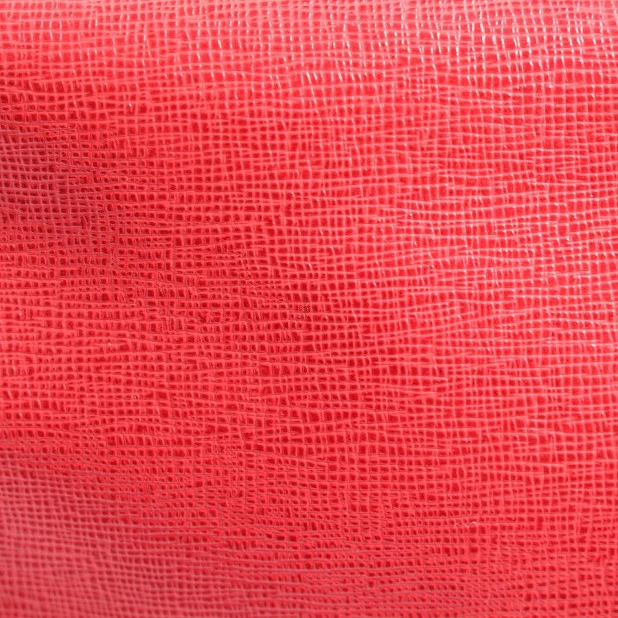 Schultertasche von Fendi in Rot - Chameleon Messenger Medium