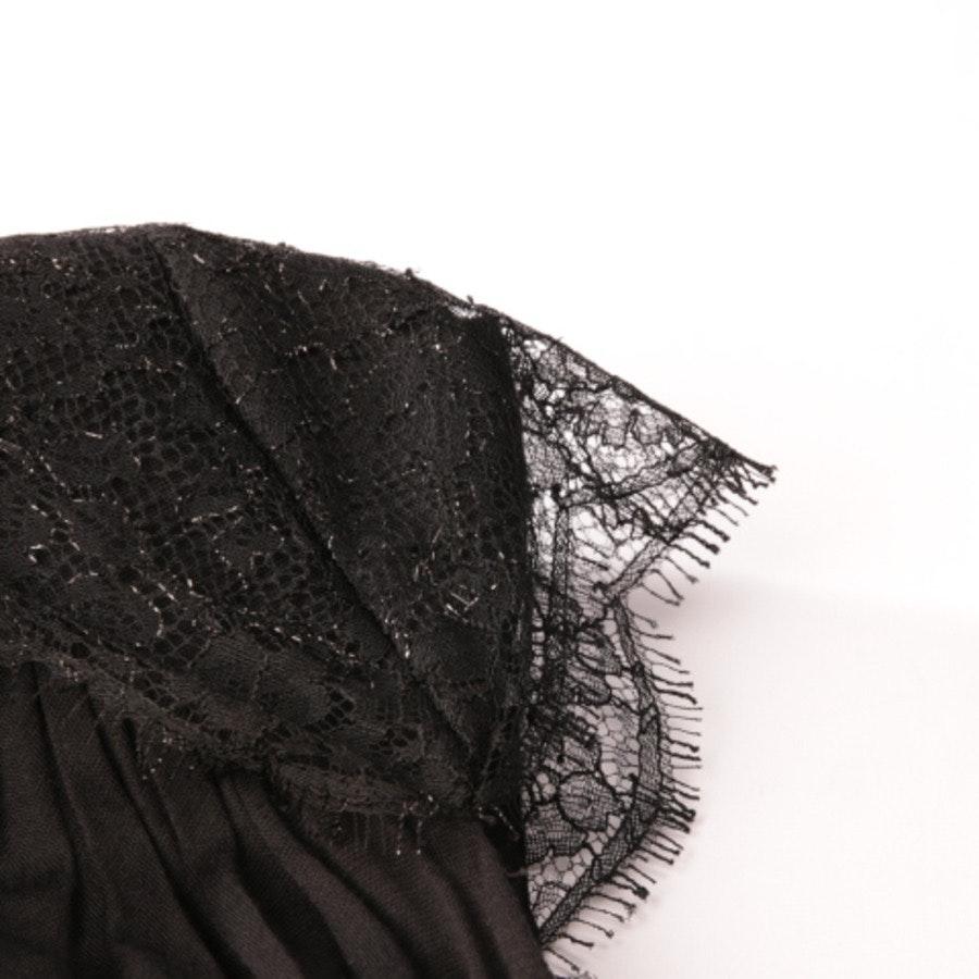 Kleid von Kaviar Gauche in Schwarz Gr. DE 34