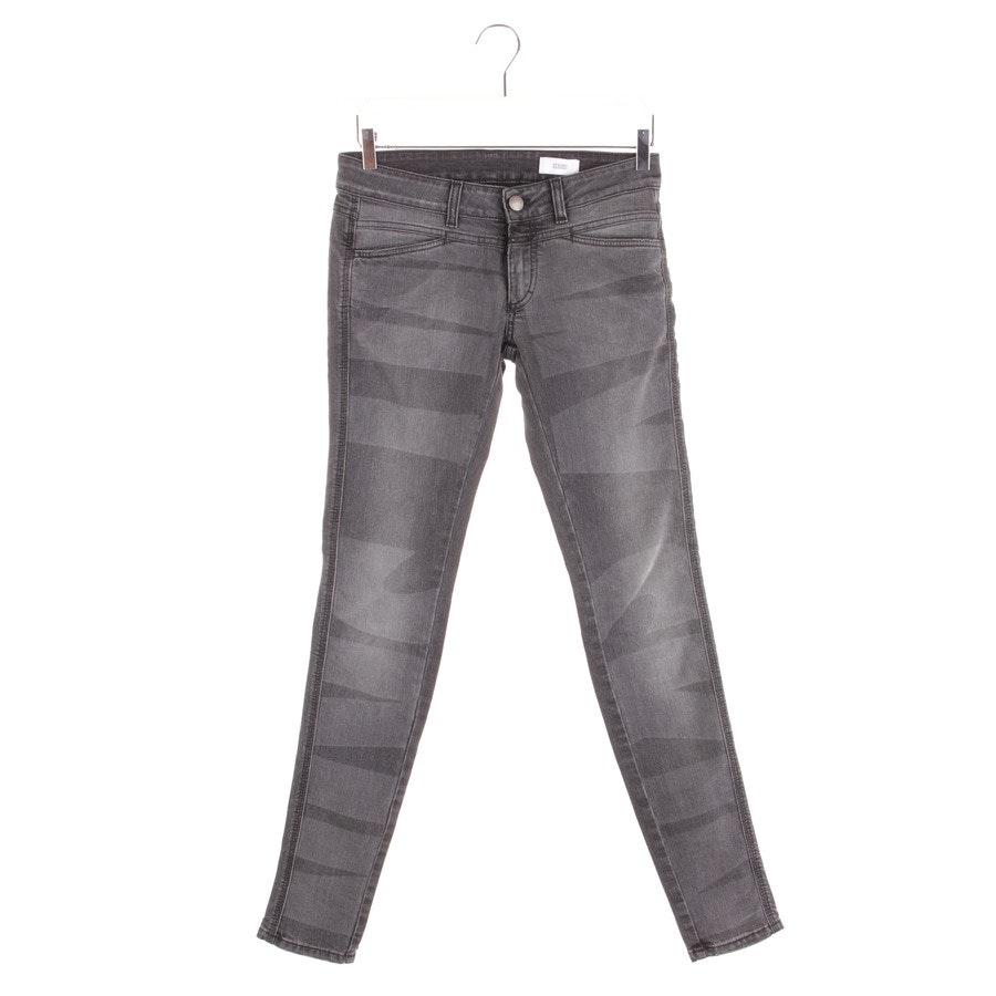 Jeans von Closed in Grau Gr. W27