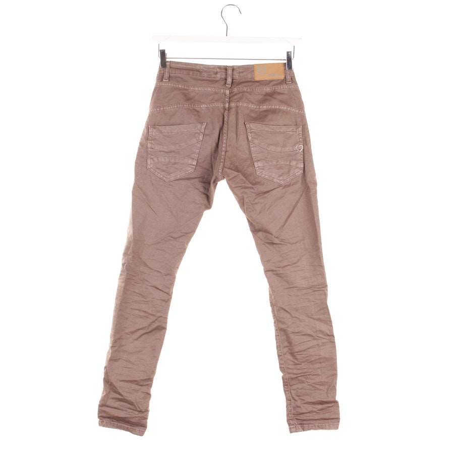 jeans from Please in cocoa brown size S