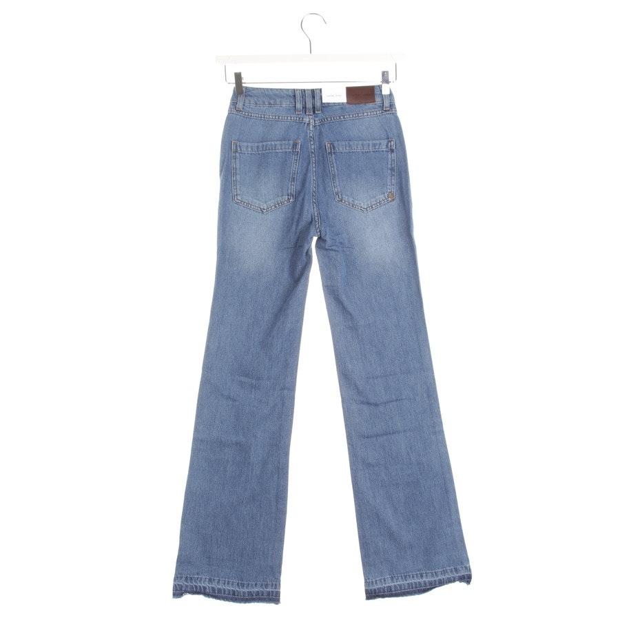 Jeans von Anine Bing in Blau Gr. W25 - Neu