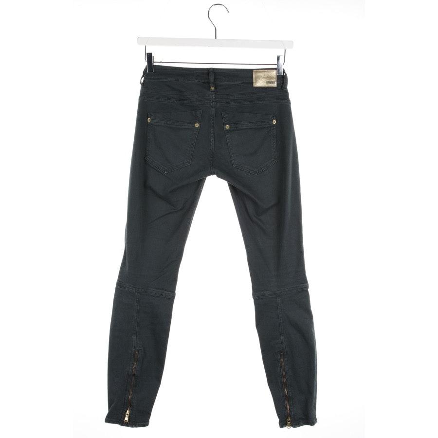 Jeans von Drykorn in Grün Gr. W26