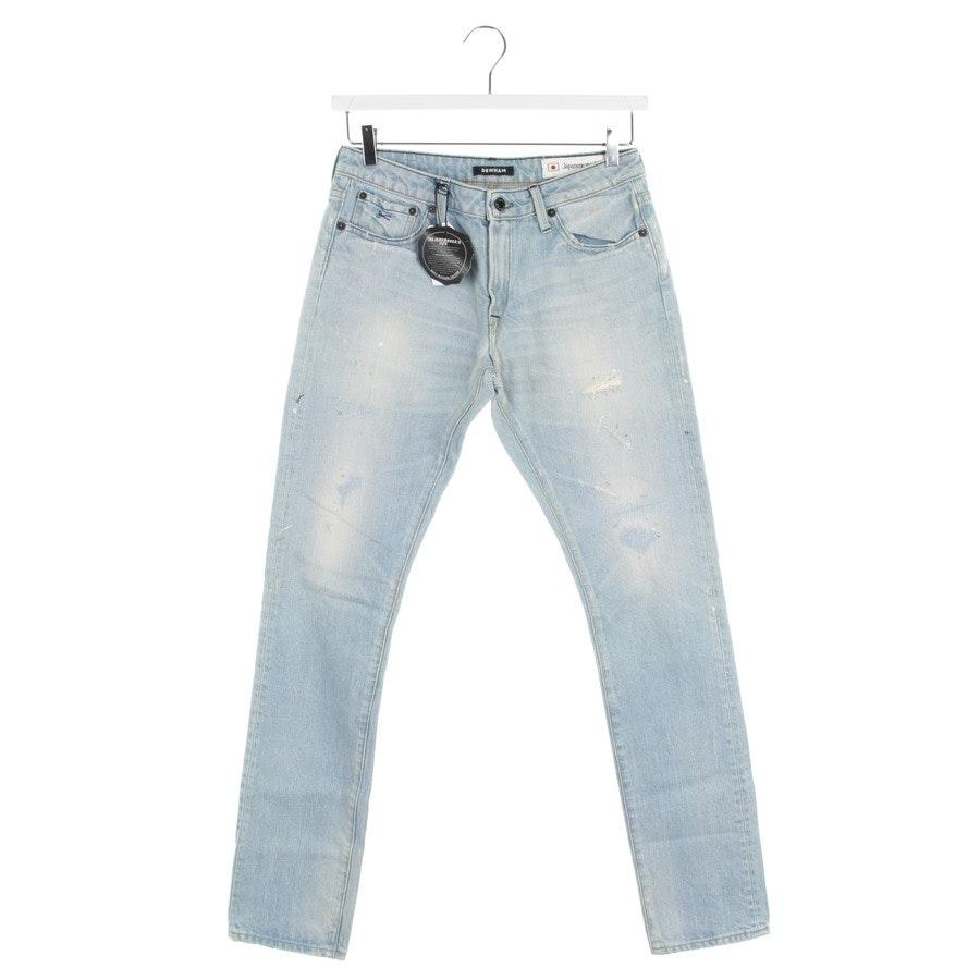 Jeans von Denham in Hellblau Gr. W26 - Elle - Neu
