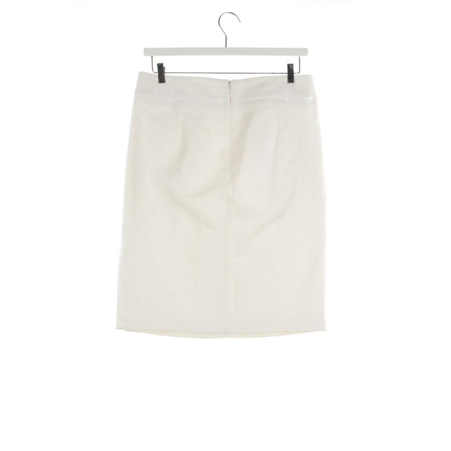 skirt from Dries van Noten in cream size 40 FR 42