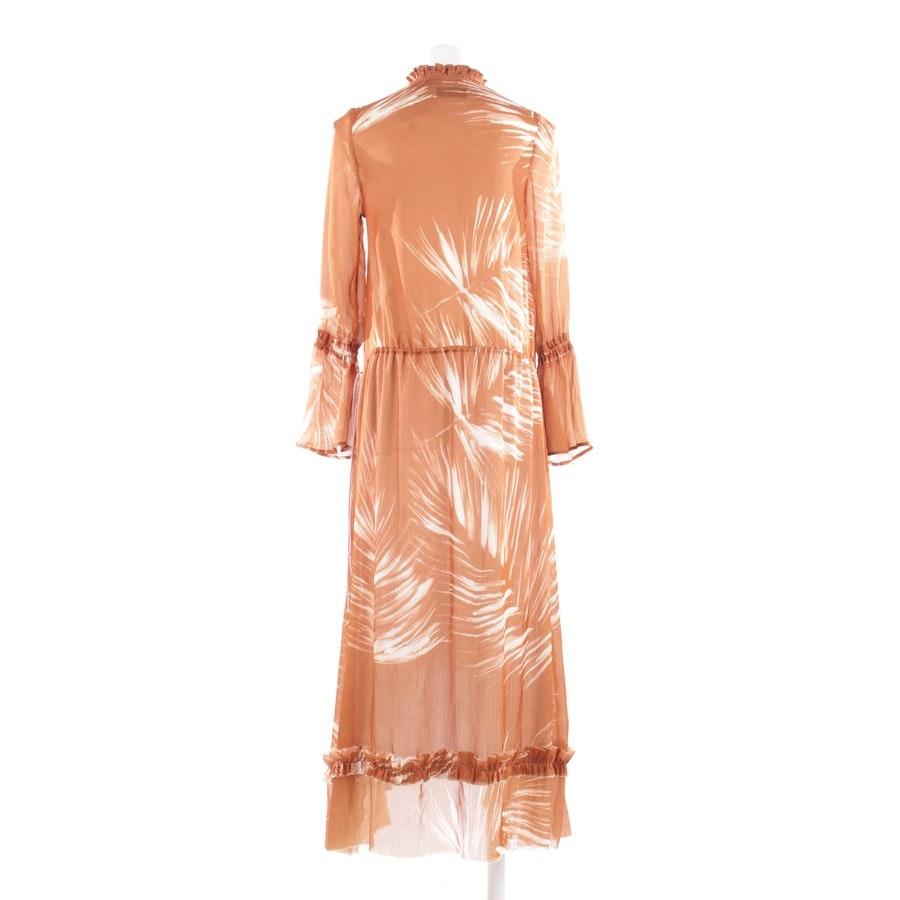 Kleid von Hironaé in Camel Gr. S