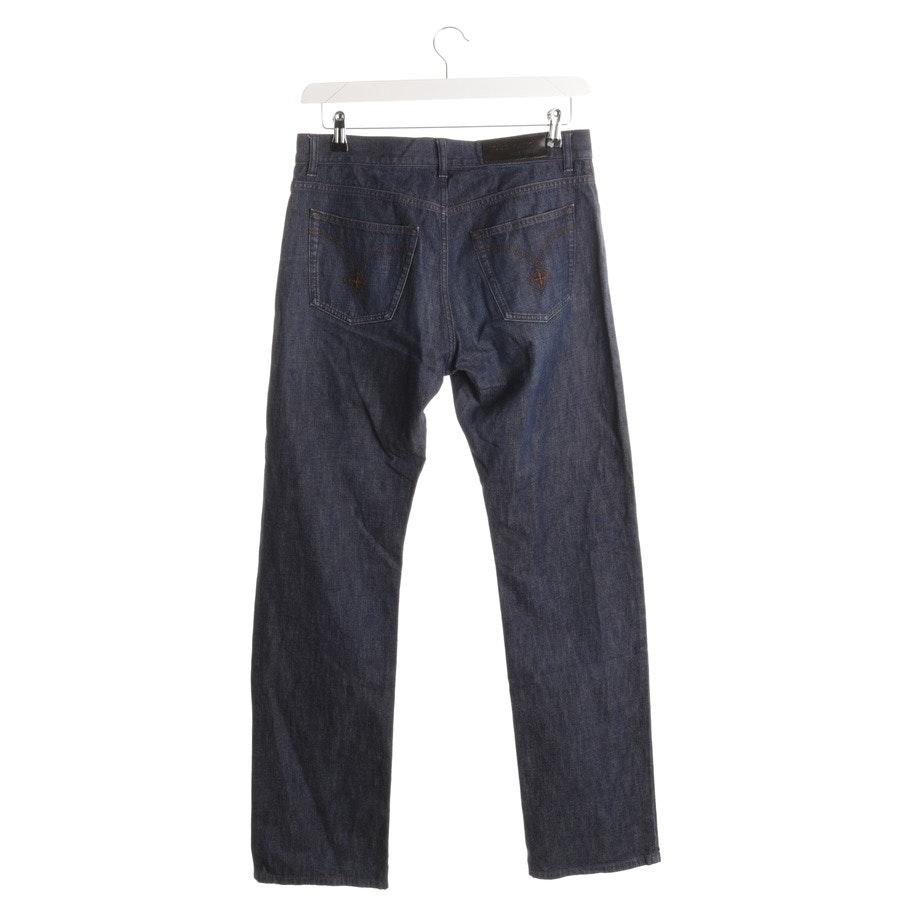 Jeans von Louis Vuitton in Blau Gr. 42