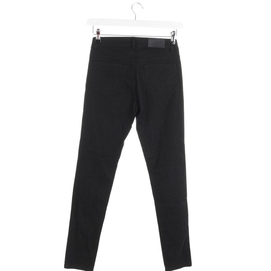 Jeans von Lacoste in Schwarz Gr. 34 FR 36