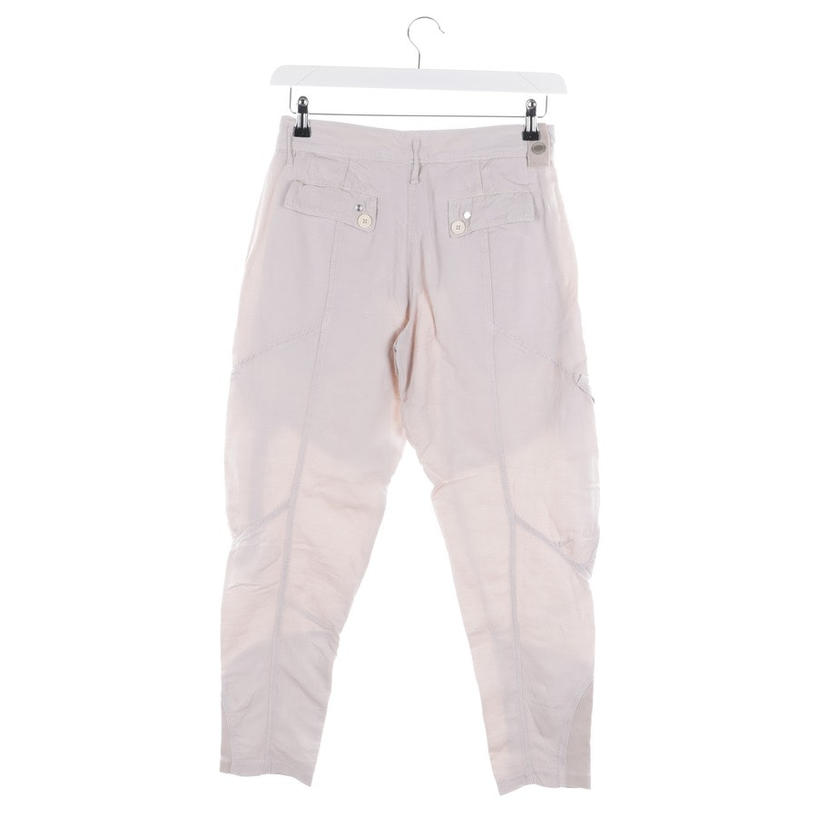 trousers from High Use in beige size 34 - bravery