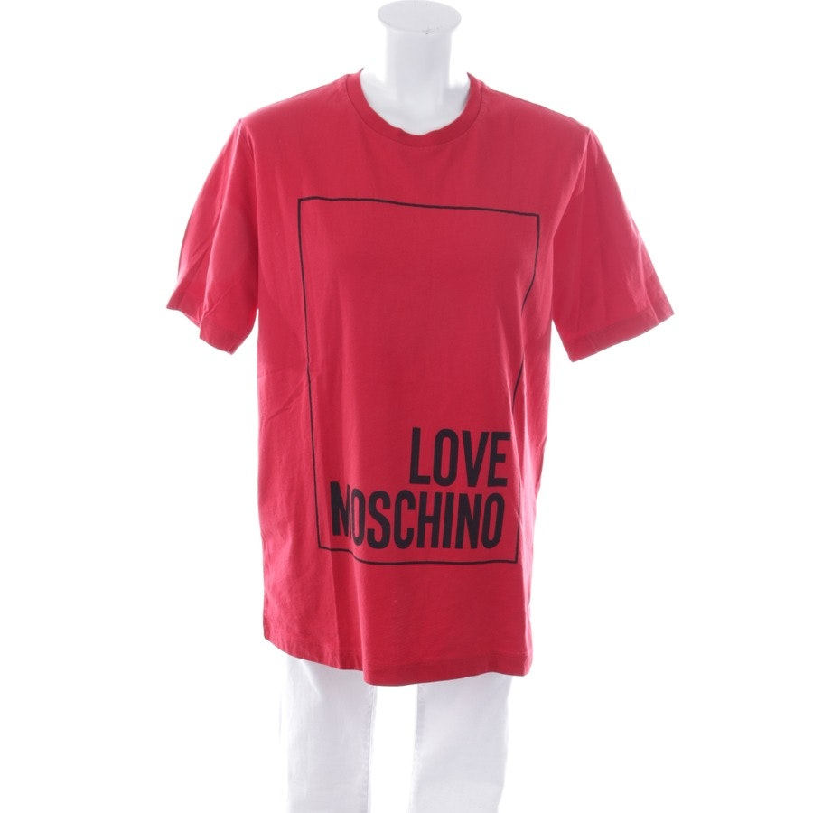 shirts from Love Moschino in red size L