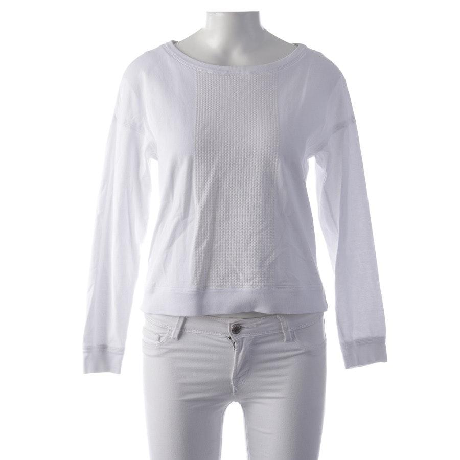 Sweatshirt von Marc Cain in Weiß Gr. S