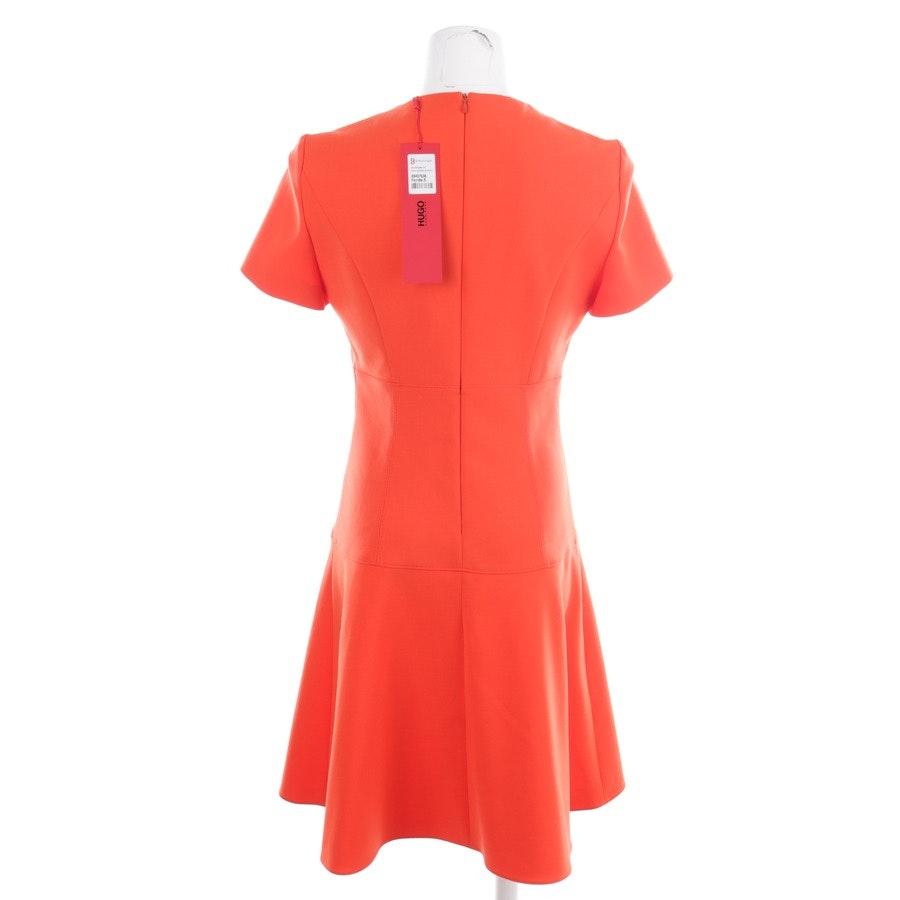 Sommerkleid von Hugo Boss Red Label in Korallenrot Gr. 38 - Neu