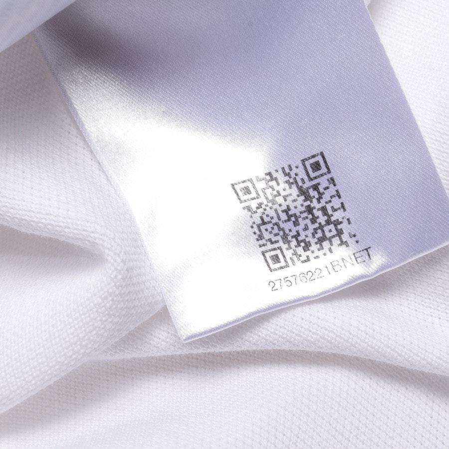 Poloshirt von Moncler in Weiß und Schwarz Gr. 2XL
