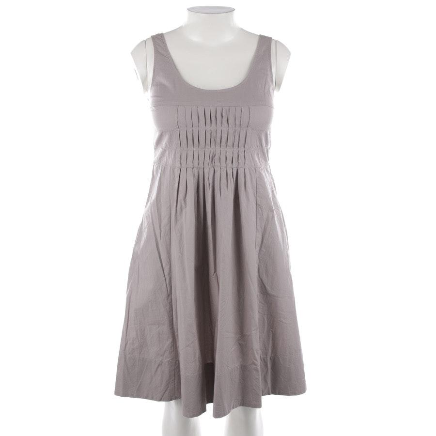 Kleid von Marc O'Polo in Beigegrau Gr. 38