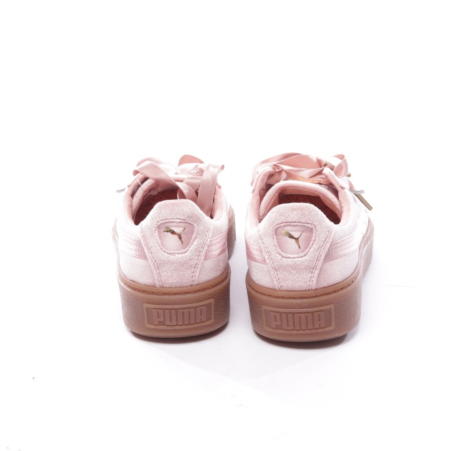 trainers from Puma in pink size D 38,5 - basket - new