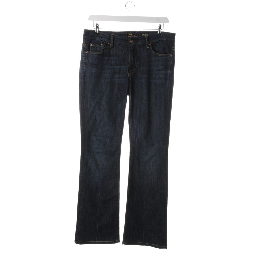 Jeans von 7 for all mankind in Blau Gr. W32 - Kimmie Bootcut