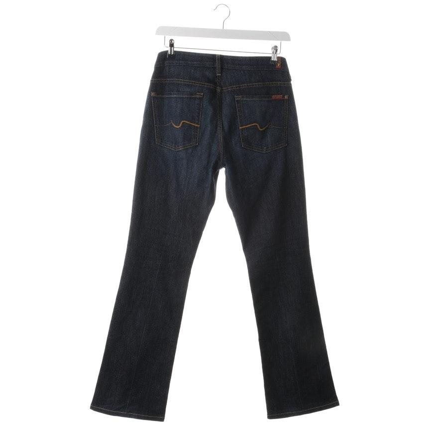 Jeans von 7 for all mankind in Blau Gr. W32 - Kimmie Bootcut