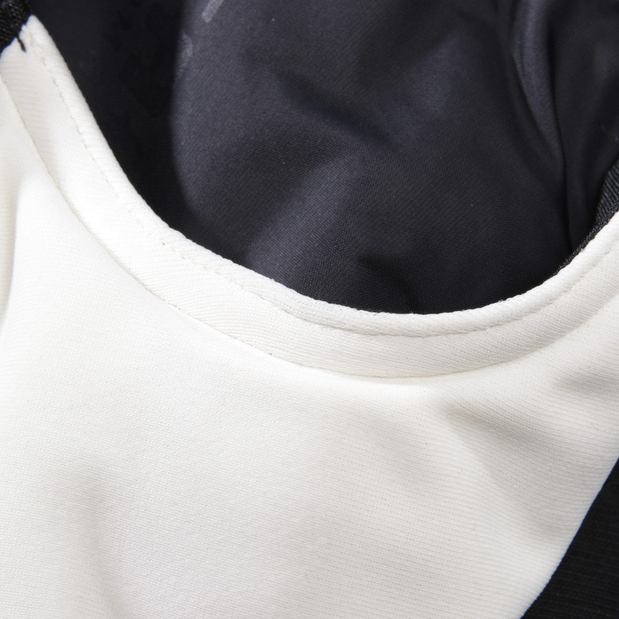 gilet from peak performance in black and white size S