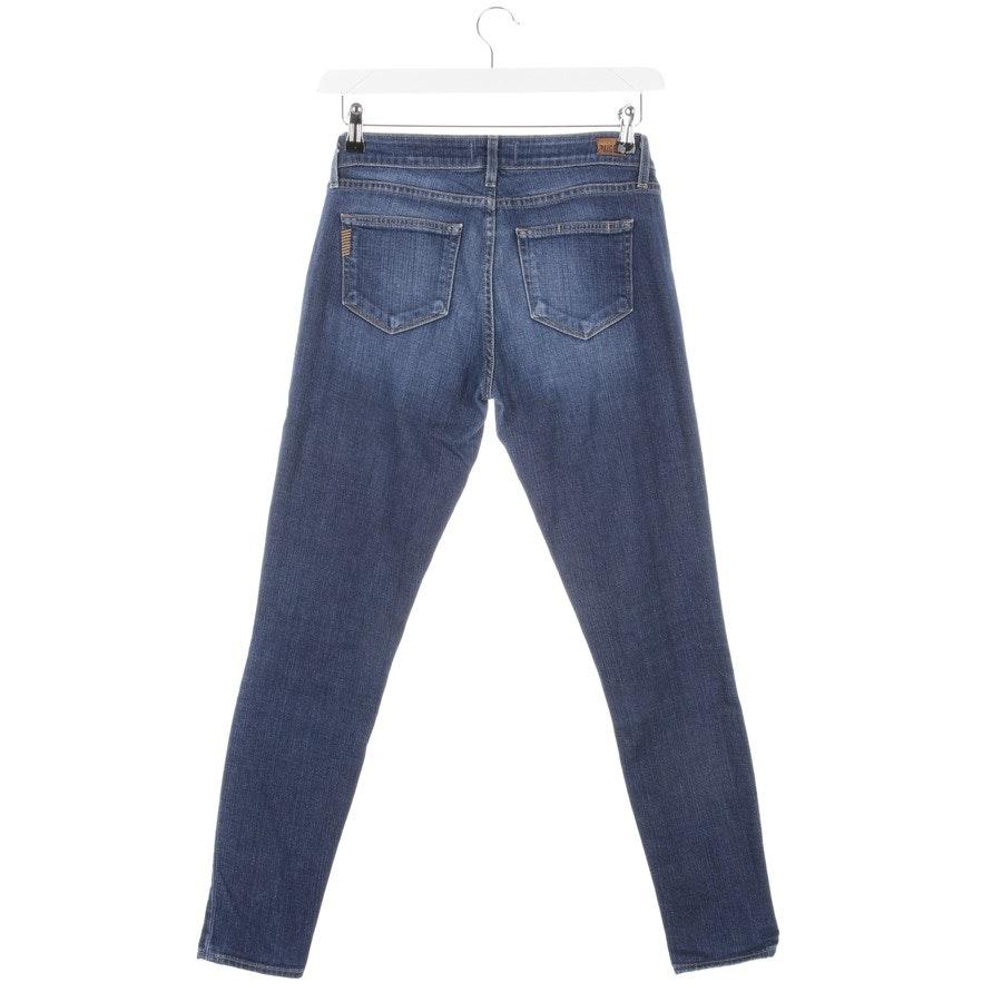 Jeans von Paige in Marineblau Gr. W28