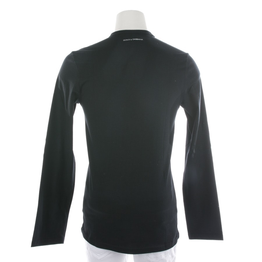 Langarmshirt von Dolce & Gabbana in Schwarz Gr. M