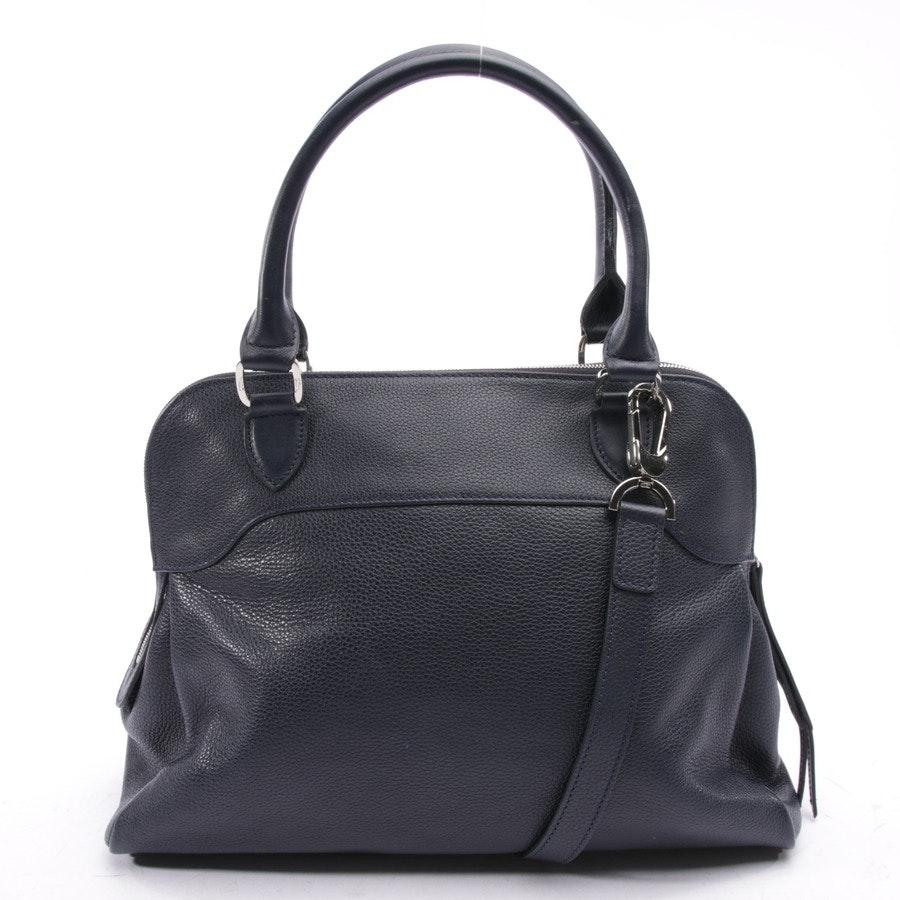 Handtasche von Longchamp in Nachtblau
