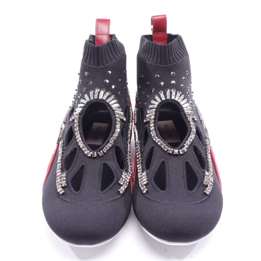 trainers from Valentino in navy blue and red size EUR 38 - new