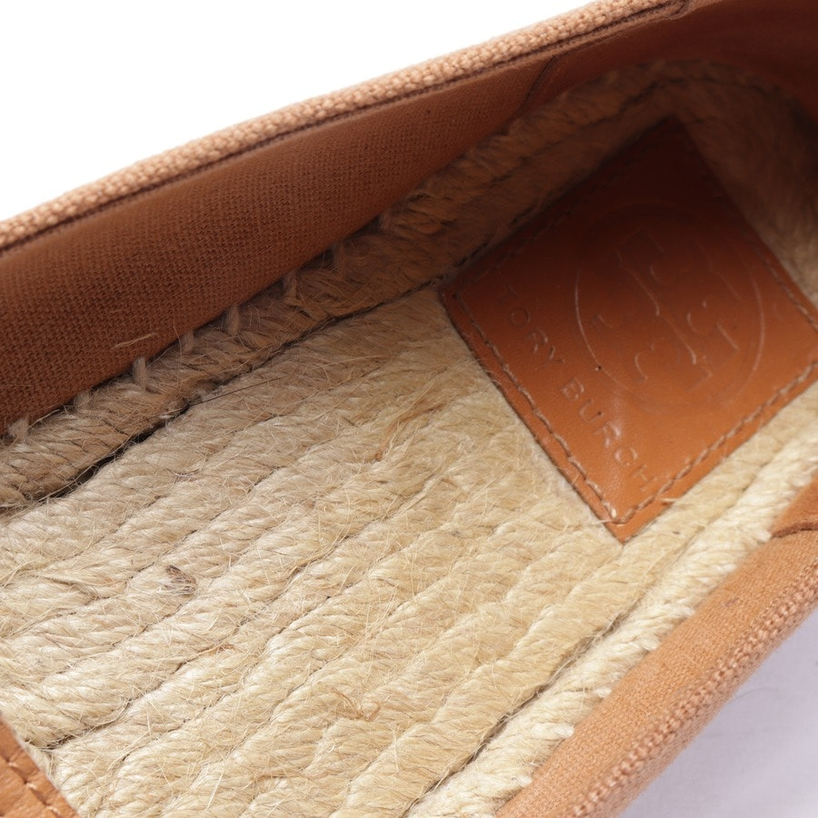 loafers from Tory Burch in brown and beige size EUR 39,5
