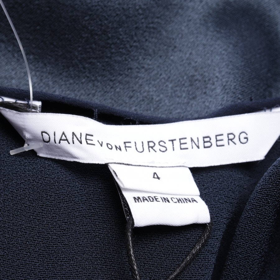 dress from Diane von Furstenberg in petrol size 34 US 4 - new