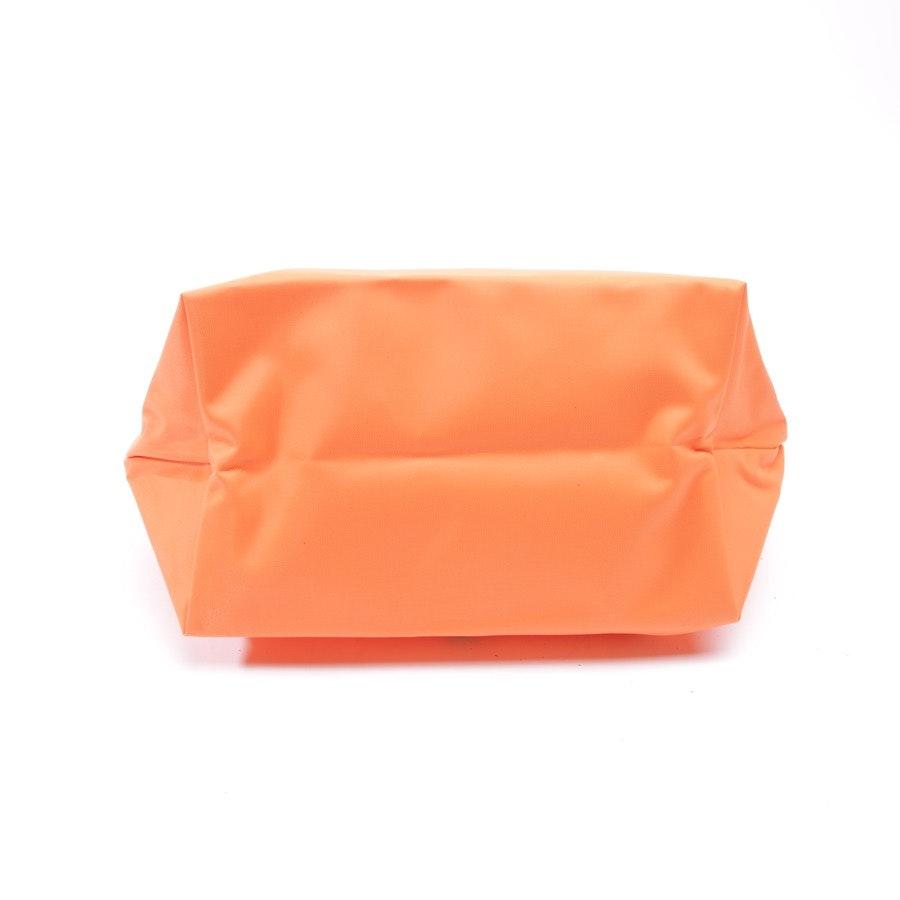Handtasche von Longchamp in Orange - Le Pliage S - Neu