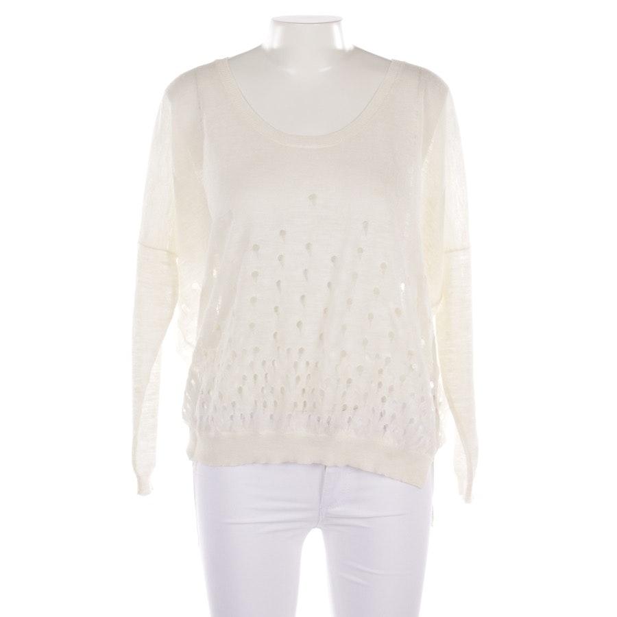 knitwear from Charli London in white size DE 40 / 3 - new label!