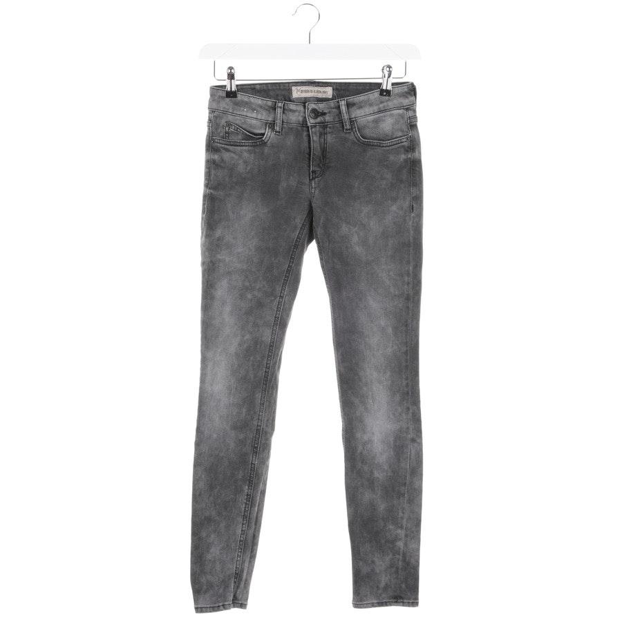 Jeans von Drykorn in Dunkelgrau Gr. W27
