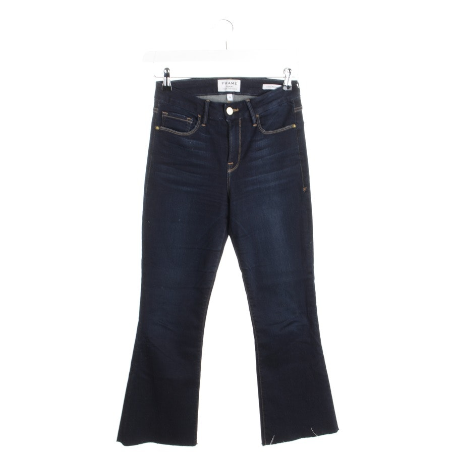 jeans from Frame in dark blue size W26 - le crop mini boot