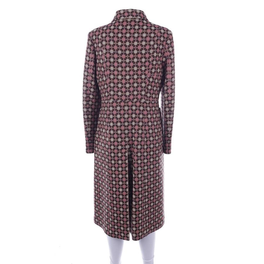 winter coat from Miu Miu in multicolor size 38 IT 44