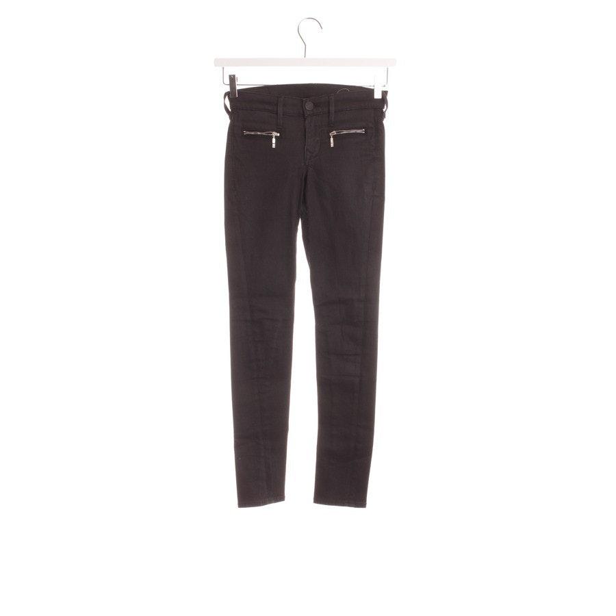 Jeans von True Religion in Schwarz Gr. W24