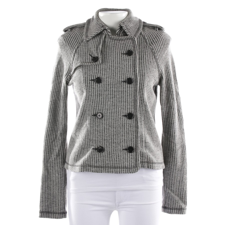 blazer from Isabel Marant Étoile in light grey and black size DE 36 FR 38