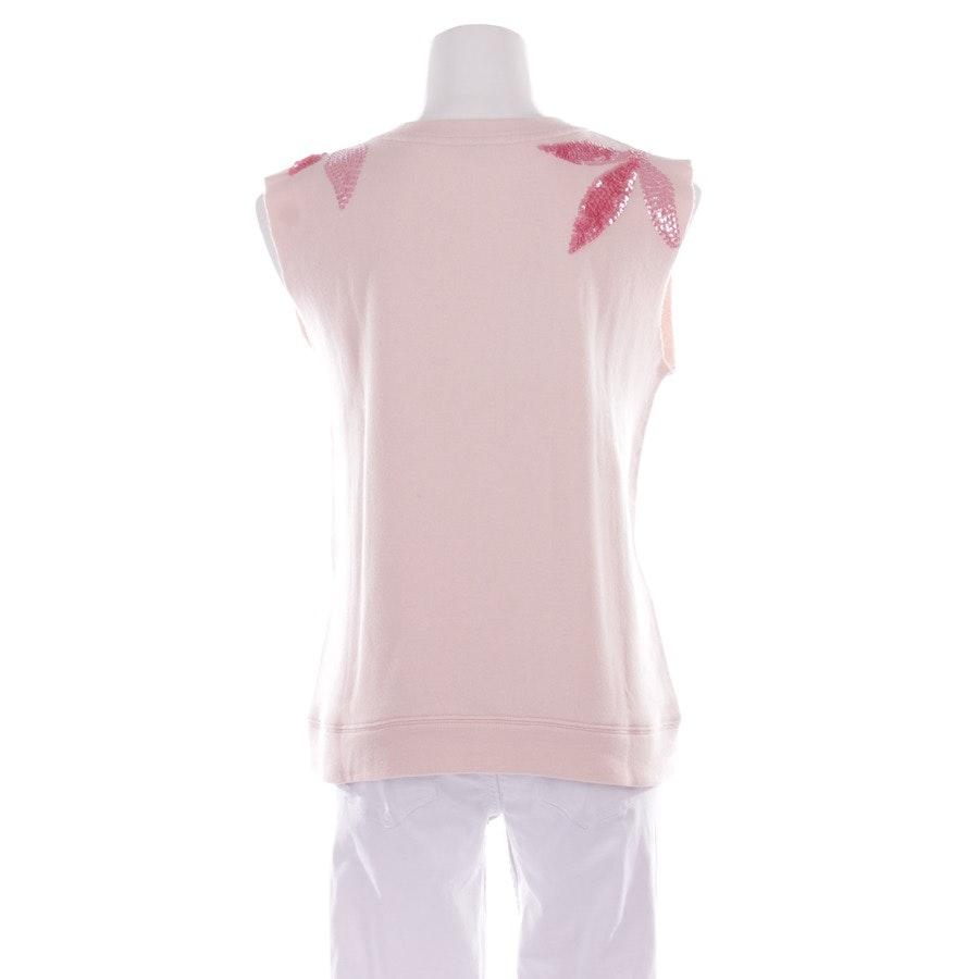 shirts from P.A.R.O.S.H. in pale pink and pink size XS