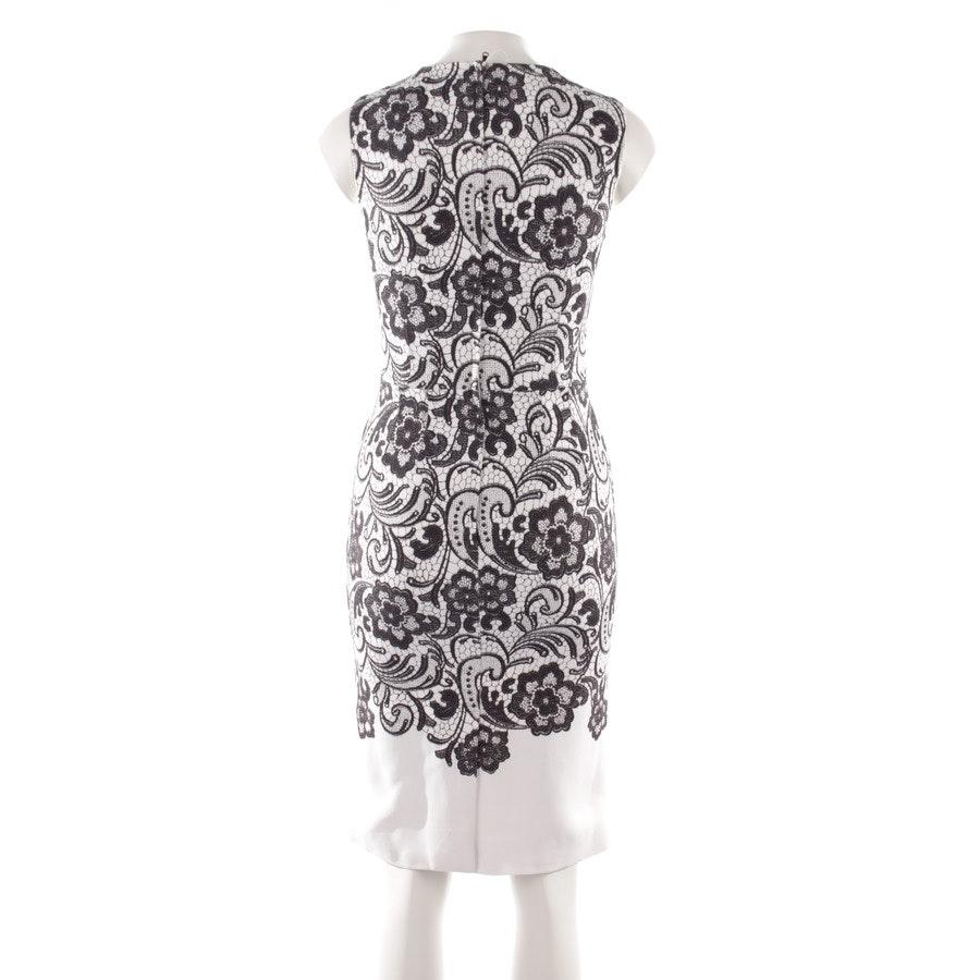 Kleid von Dolce & Gabbana in Weiß und Schwarz Gr. DE 32 IT 38