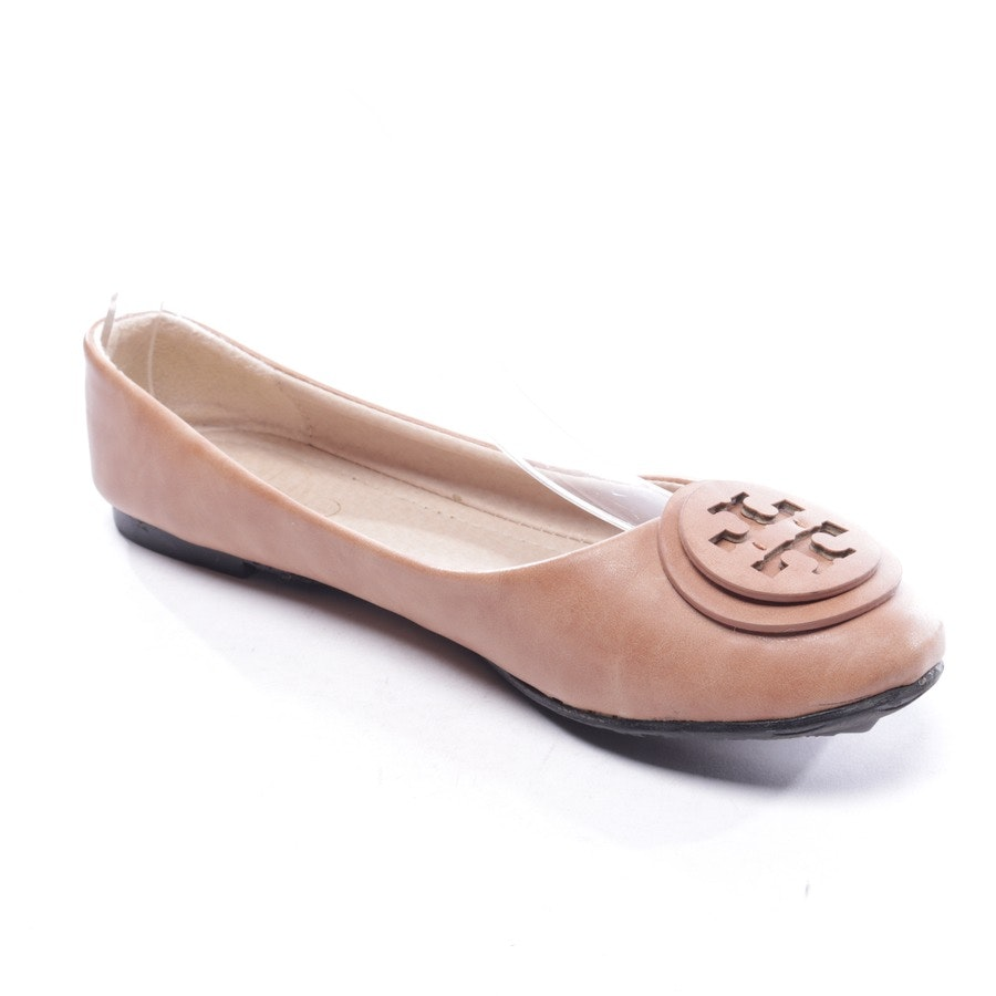 loafers from Tory Burch in caramel size D 38
