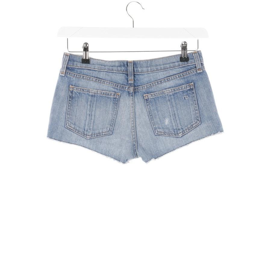 Shorts von Rag & Bone in Blau Gr. W24
