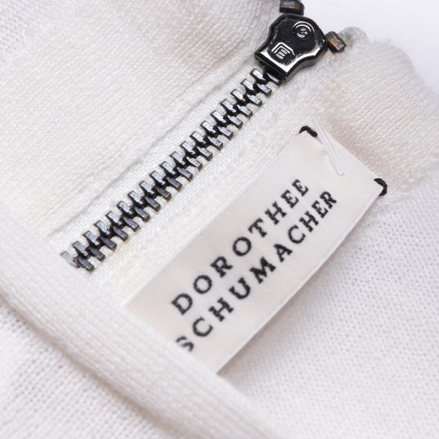 Wolljacke von Dorothee Schumacher in Cremeweiß Gr. 34 / 1