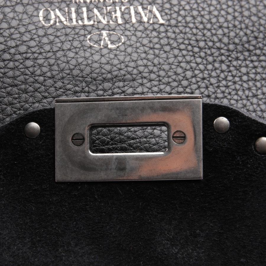 Umhängetasche von Valentino in Schwarz und Mehrfarbig - Rockstud