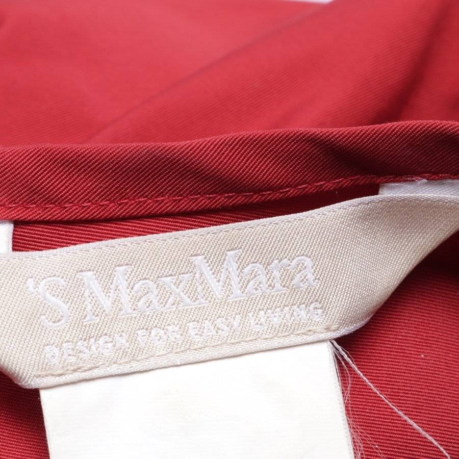 dress from Max Mara in ruby size 40