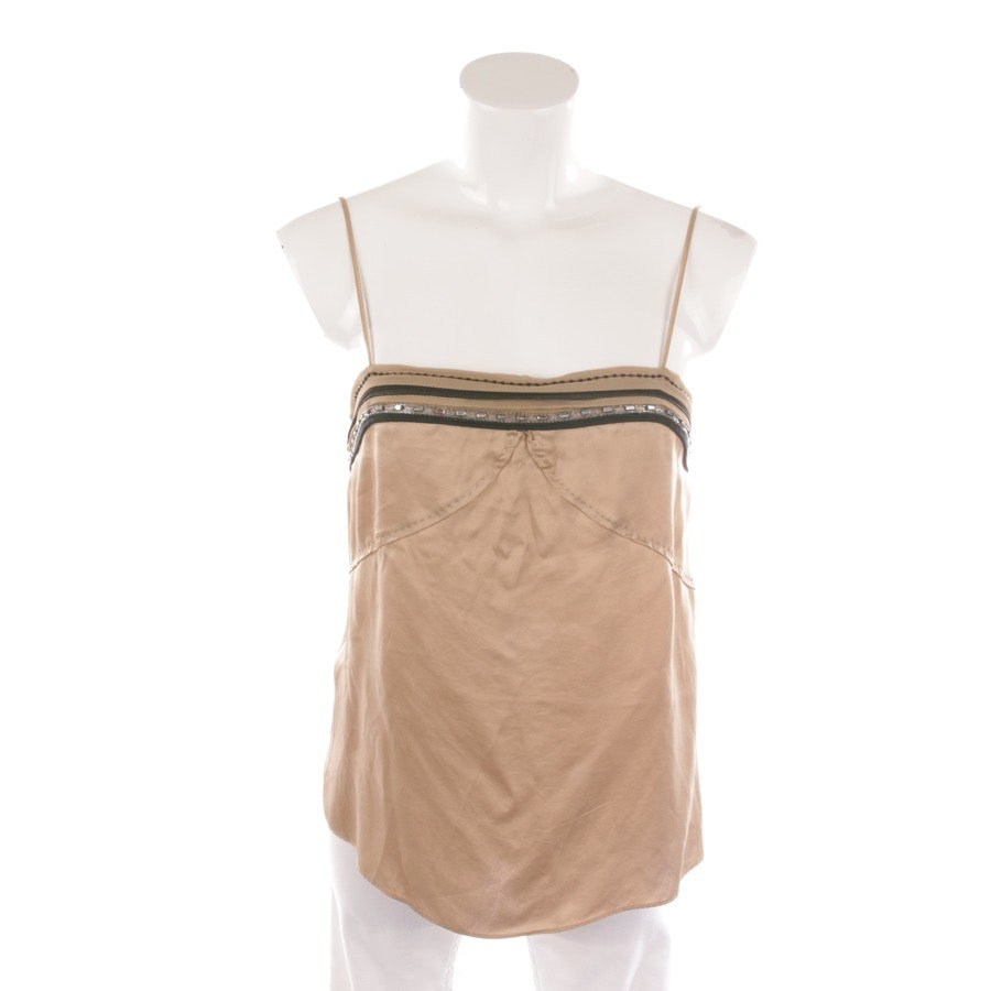 shirts / tops from Chloé in beige brown size 36 FR 38
