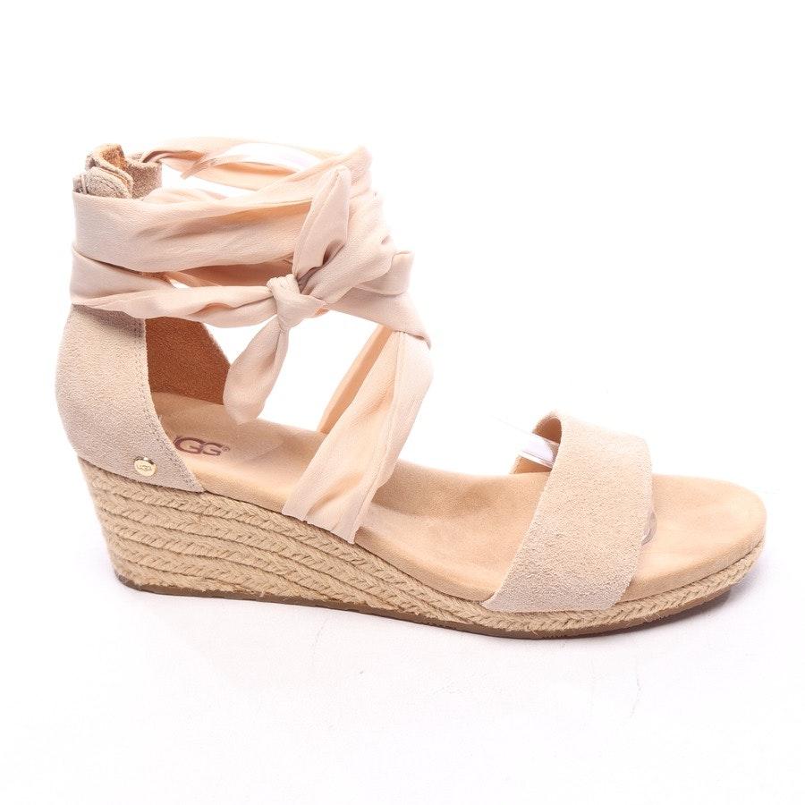 Sandaletten von UGG Australia in Beige Gr. EUR 41 - Trina