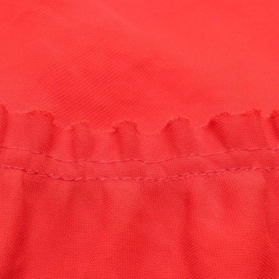 Bluse von Marc Cain in Orange Gr. 34 N1