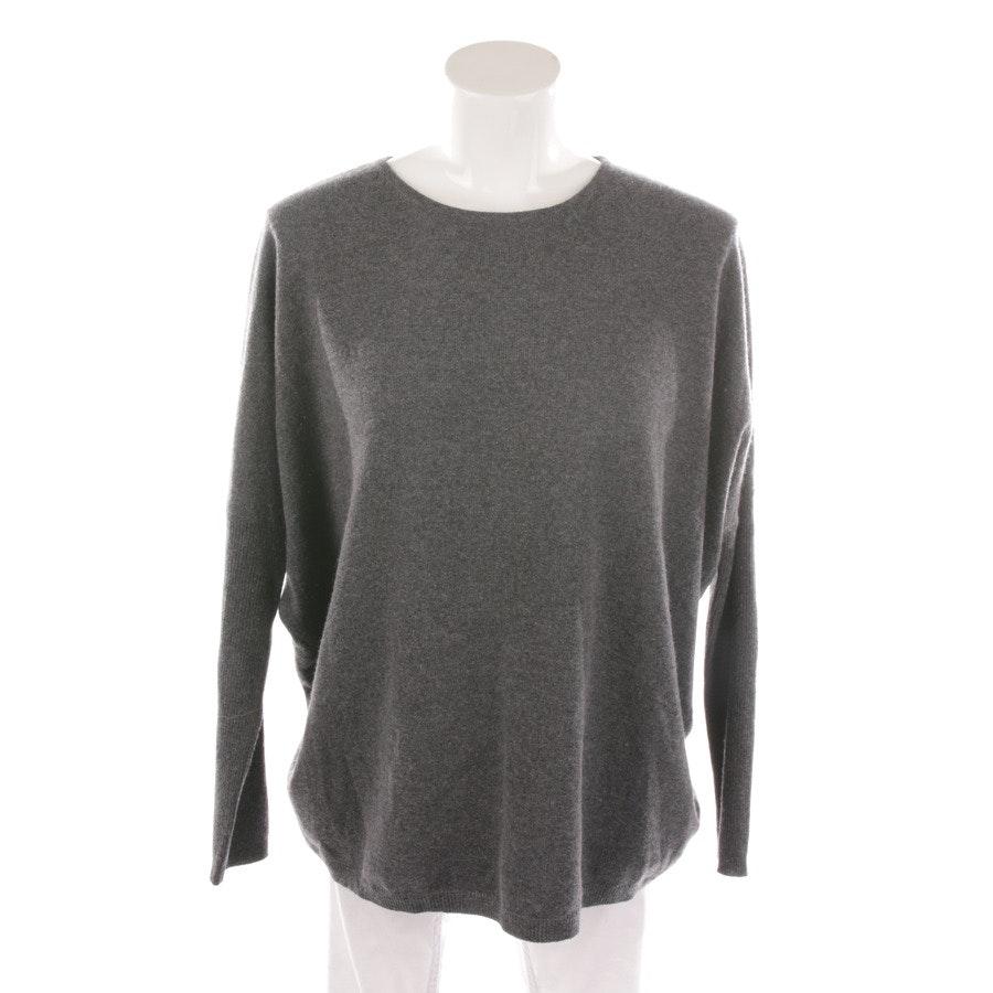 knitwear from Allude in grey mottled size M